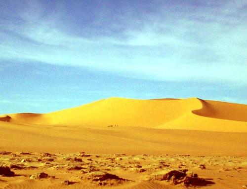 Algeria in camper e Tunisia – Autunno 2020