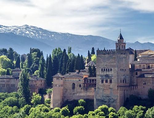 Andalusia in camper