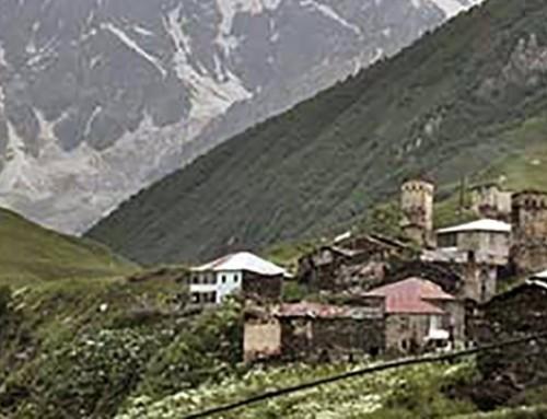 Georgia e Armenia in camper