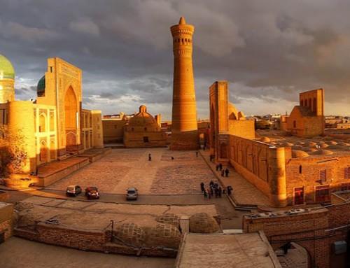 Uzbekistan in aereo e bus privato – 9 giorni