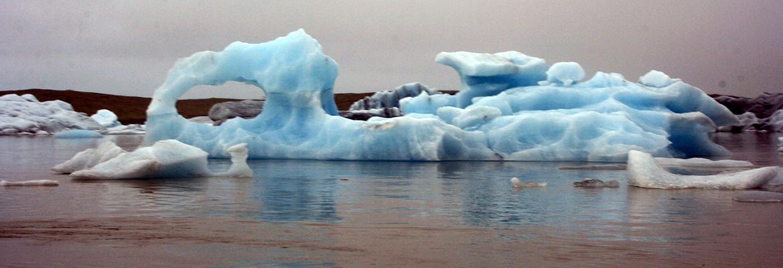 Baja di Jolkulsarlon Islanda del Sud