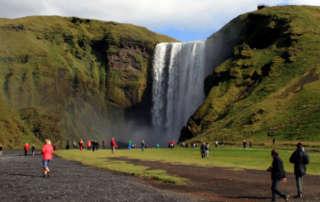 Islanda in camper - Skogafoss