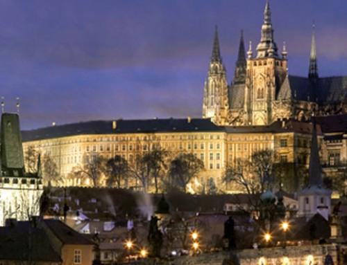 Praga in camper Capodanno 2019