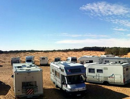 Tunisia in camper – Autunno 2021