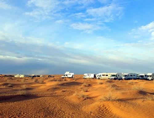 Tunisia in camper… stregati dalla duna!