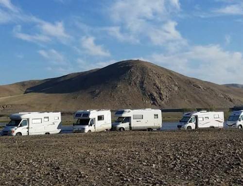 Mongolia in camper e la festa del Naadam
