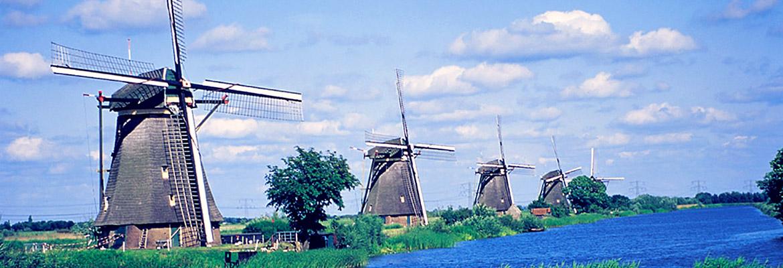 Amsterdam in camper Capodanno 2