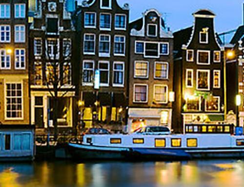 Amsterdam in camper Capodanno