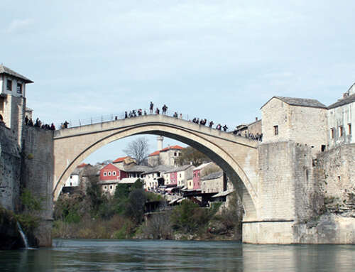 Balcani in camper Primavera 2022