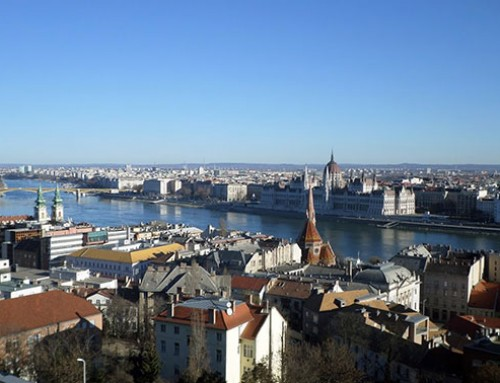Budapest – Capodanno 2016