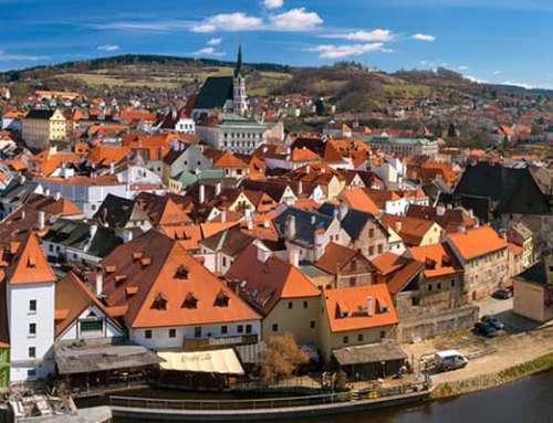 Praga e i Castelli della Boemia in Camper