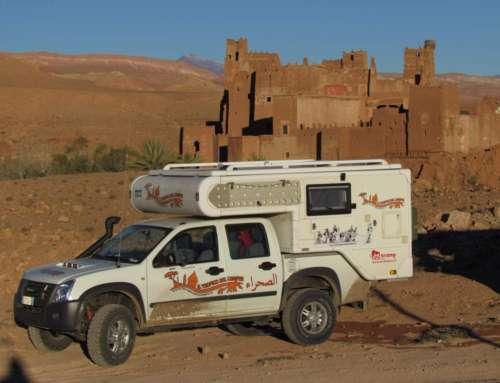 Marocco in camper… La porta dell'Africa – Capodanno 2018