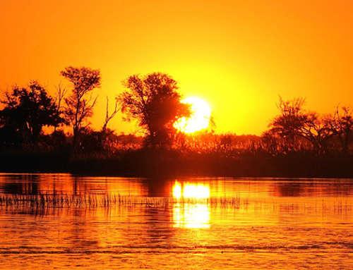 Botswana fly and drive in fuoristrada 4×4 e tenda