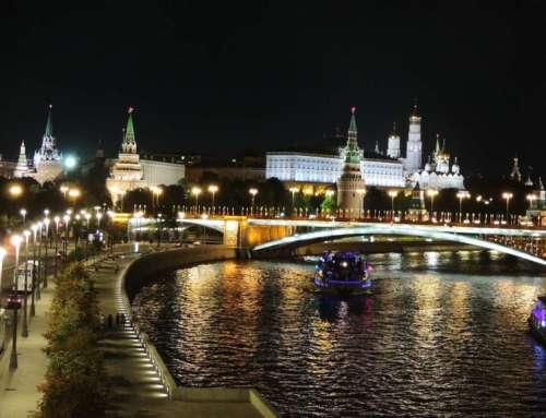 Russia in camper – agosto 2018
