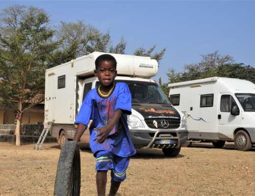 Mauritania, Senegal e Gambia in camper – 2019