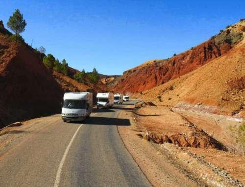 Marocco in camper… la Porta dell'Africa – Capodanno 2020