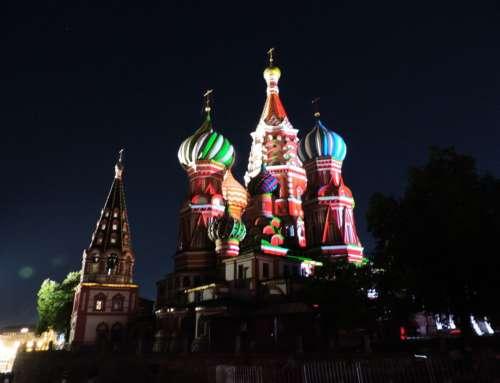 Russia in camper …San Pietroburgo, Mosca, l'Anello d'Oro e Kazan – agosto 2019
