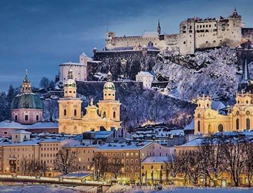 Salisburgo in camper e i mercatini di Natale