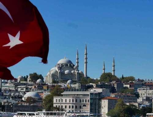 Turchia in camper… Un viaggio da mille e una notte – Autunno 2019