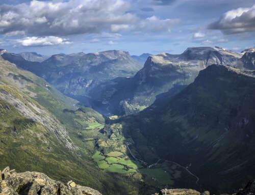 Norvegia in camper Agosto 2019