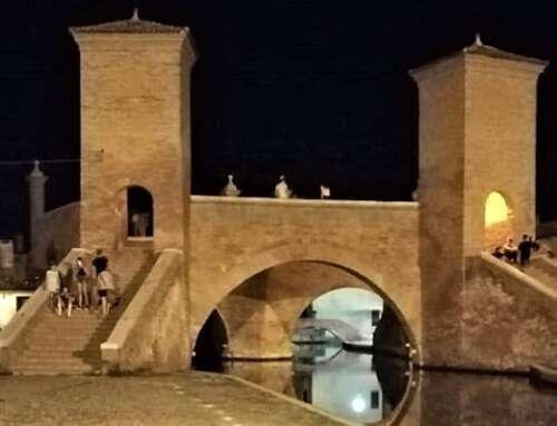 Pomposa, Comacchio e le Saline, Ravenna