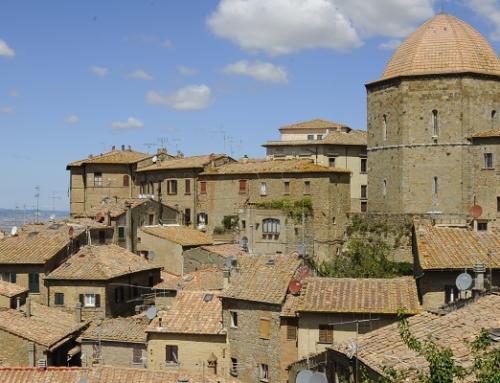 Toscana in camper…