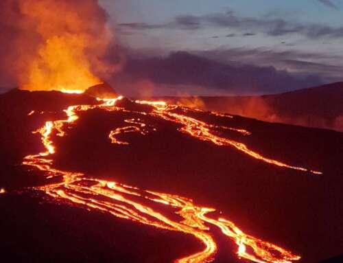 Islanda in camper Agosto 2021 – Eruzione del vulcano Fagradalsfjall